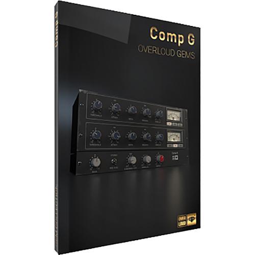Overloud Comp G British VCA Master Bus Compressor OLDL-COMPG B&H