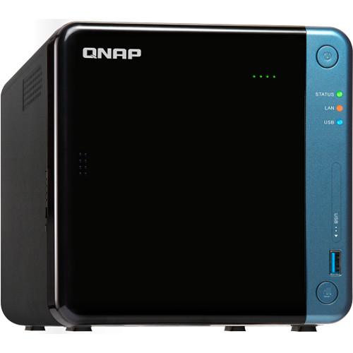 QNAP TS-453Be 4-Bay NAS Enclosure