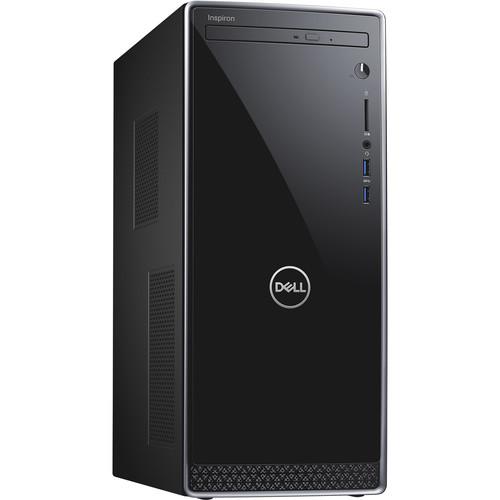 Dell (I3670-7146BLK) Inspiron 3000 Series 3670 Desktop Computer