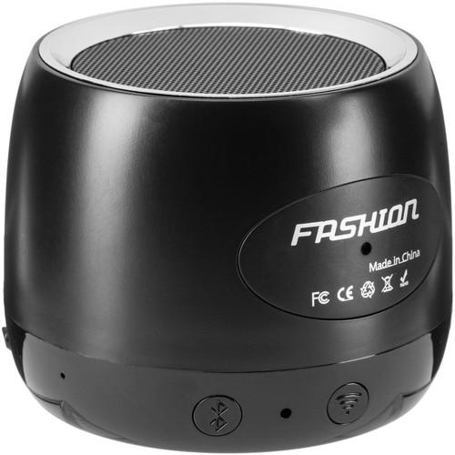 Mini Gadgets (HCWIFIBLUETOOTHSPEAKER) Bluetooth Speaker with 720p Covert Camera