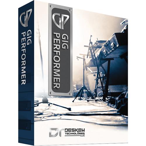 ILIO Gig Performer 2 Bundle - Live Performance Host DS-GPBUN2