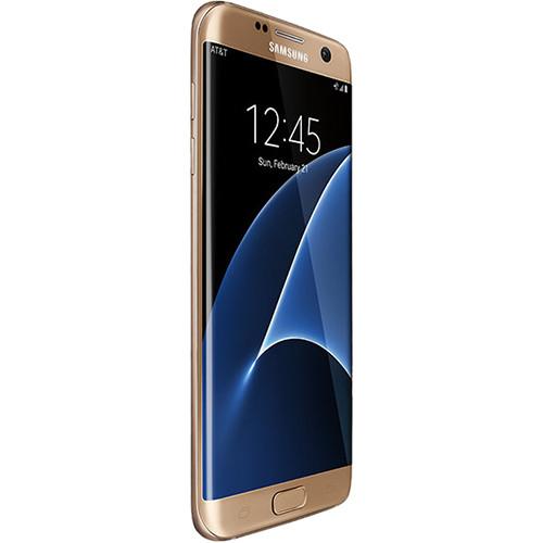 Samsung Galaxy S7 Edge Sm G935a 32gb Att Branded Smartphone Unlocked Gold