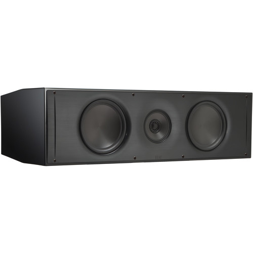 ELAC (AC-61GB) Adante AC-61 3-Way Center Channel Speaker (Gloss Black)