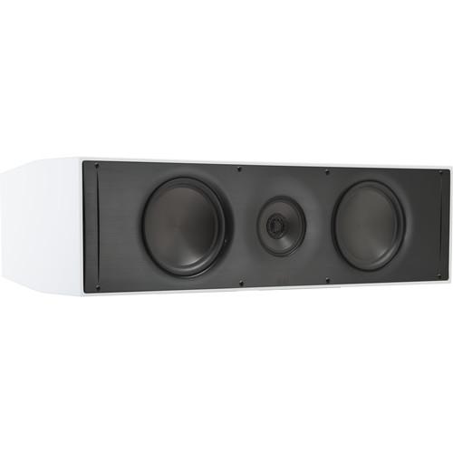 ELAC (AC-61GW) Adante AC-61 3-Way Center Channel Speaker (Gloss White)