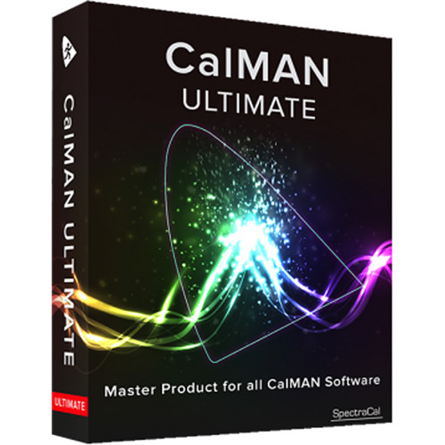 SpectraCal CalMAN Ultimate Software
