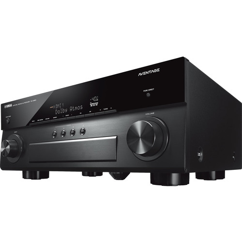 Yamaha (RX-A880BL) AVENTAGE RX-A880 7.2-Channel Network A/V Receiver