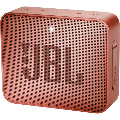 JBL (JBLGO2CINNAMONAM) GO 2 Portable Wireless Speaker (Sunkissed Cinnamon)