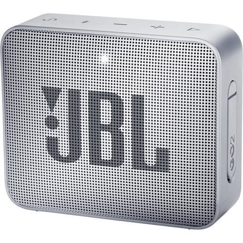 JBL (JBLGO2GRYAM) GO 2 Portable Wireless Speaker (Ash Gray)