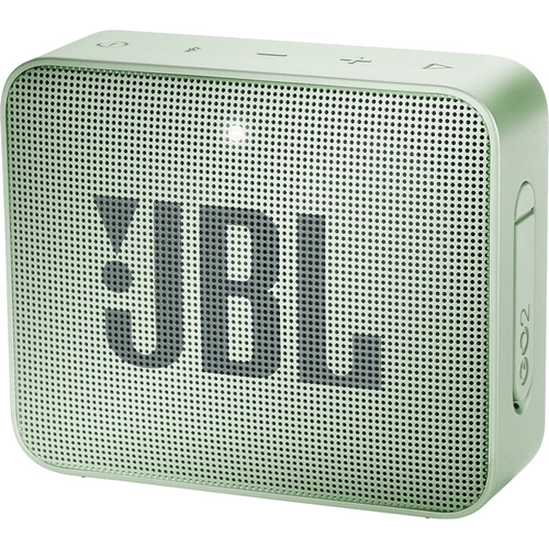 JBL (JBLGO2MINTAM) GO 2 Portable Wireless Speaker (Seafoam Mint)