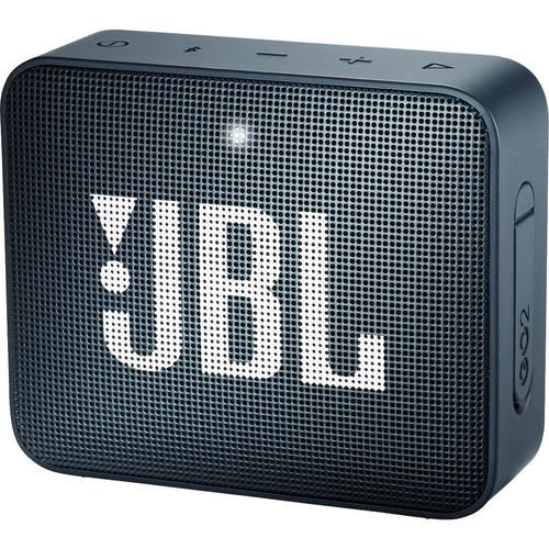JBL (JBLGO2NAVYAM) GO 2 Portable Wireless Speaker (Slate Navy)