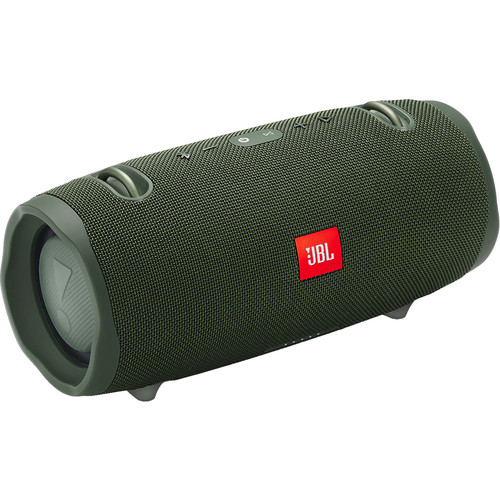 JBL (JBLXTREME2GRNAM) Xtreme 2 Portable Bluetooth Speaker (Forest Green)
