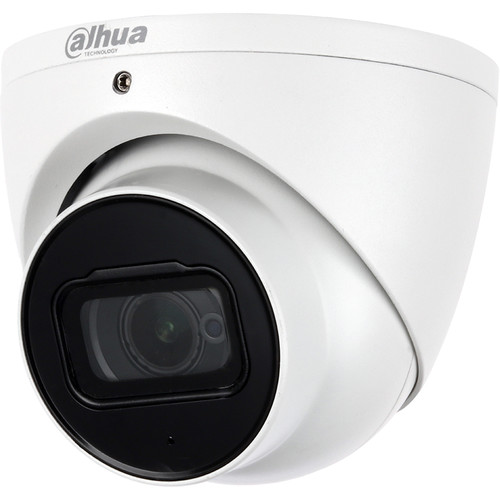 Dahua Technology (A82AG52) Pro Series A82AG52 8MP Outdoor HD-CVI Turret Camera with Night Vision & 2.8mm Lens