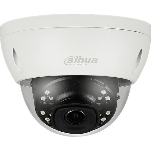 Dahua Technology (N44CL52) Pro Series N44CL52 4MP Outdoor ePoE Network Mini-Dome Camera with 2.8mm Lens & Night Vision