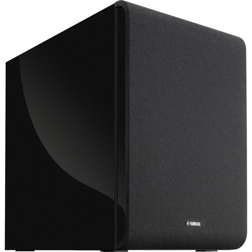 Yamaha (NS-NSW100PN) MusicCast SUB 100 8