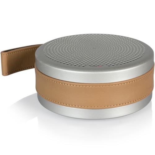 Tivoli (TGANDSL) Andiamo Portable Bluetooth Speaker (Silver)