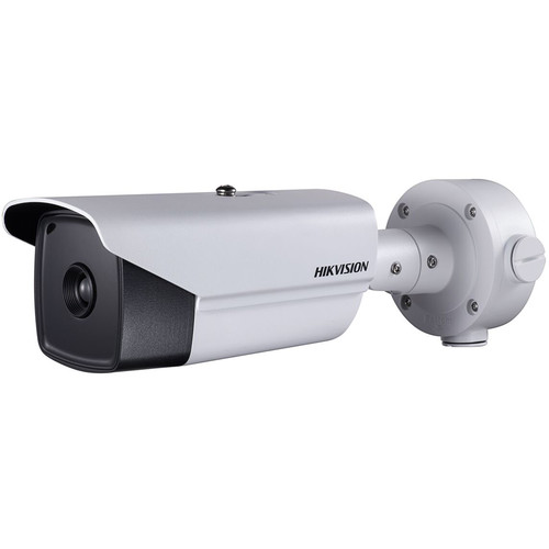 Hikvision (DS-2TD2166T-25) DS-2TD2166T Outdoor Thermal Network Bullet Camera with 25mm Lens