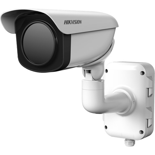 Hikvision (DS-2TD2366-100) DS-2TD2366 Outdoor Thermal Network Bullet Camera with 100mm Lens
