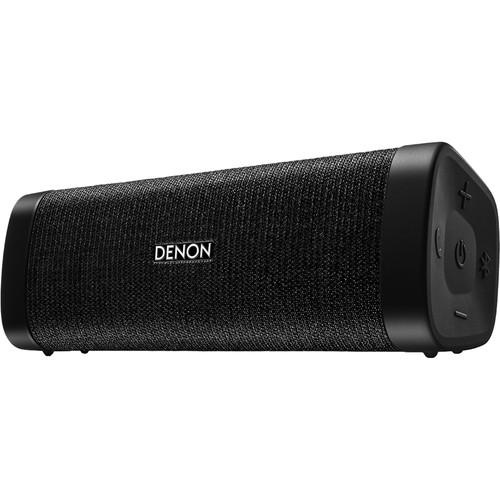 Denon (DSB250BTBKEM) DSB-250BT Envaya Portable Bluetooth Speaker (Black)