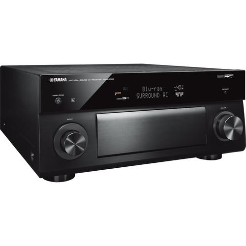 Yamaha (RX-V2085BL) RX-V2085 9.2-Channel Network A/V Receiver