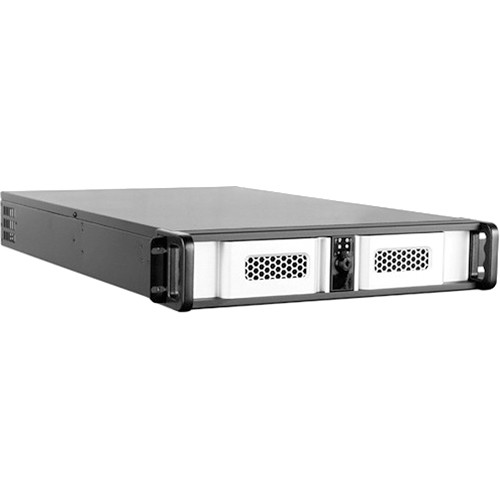 iStarUSA D Storm D-200LSE 2U High-Performance Rackmount Chassis (Silver)