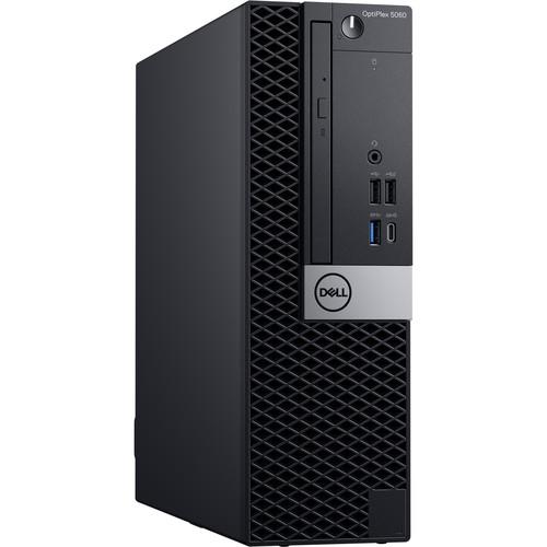 Dell (D5HVN) OptiPlex 5060 Small Form Factor Desktop Computer