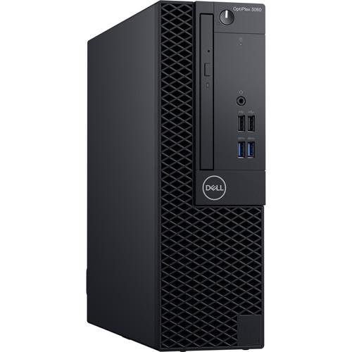 Dell (KM82W) OptiPlex 3060 Small Form Factor Desktop Computer