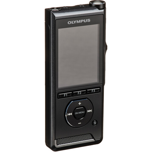 Olympus DS-9000 Digital Voice Recorder with ODMS R7 Software (Black)