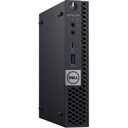 Dell (PN1RV) OptiPlex 7060 Micro-Tower Desktop Computer