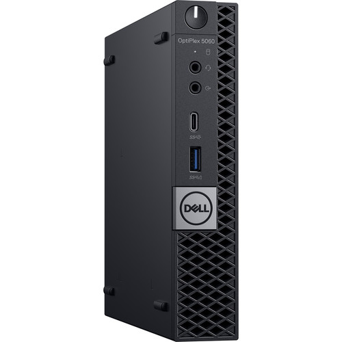 Dell (346KK) OptiPlex 5060 Micro-Tower Desktop Computer