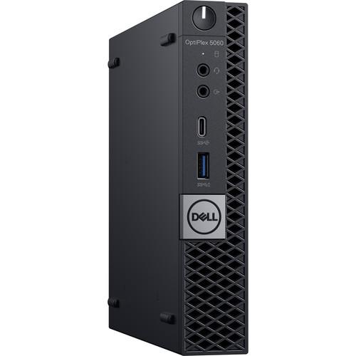 Dell (5H0P7) OptiPlex 5060 Micro-Tower Desktop Computer