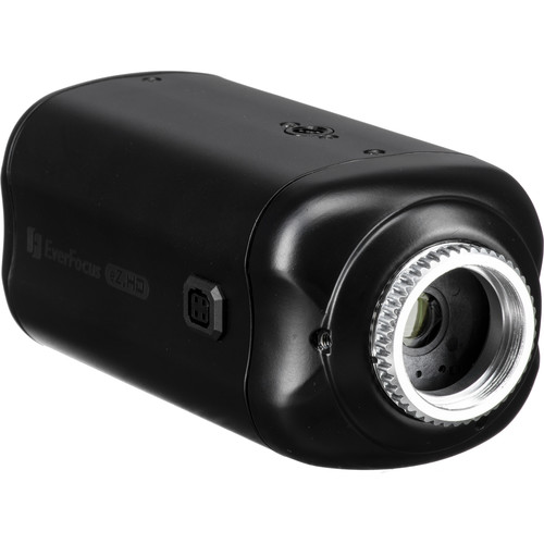 EverFocus (EQ900FB) 1080p True Day/Night Box Camera (Black)