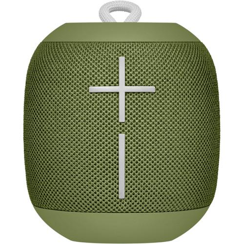 Ultimate Ears (984-001243) WONDERBOOM Freestyle Portable Mini Bluetooth Speaker (Avocado)