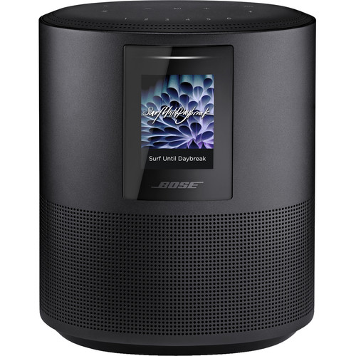 Bose (795345-1100) Home Speaker 500 Wireless Speaker System (Triple Black)