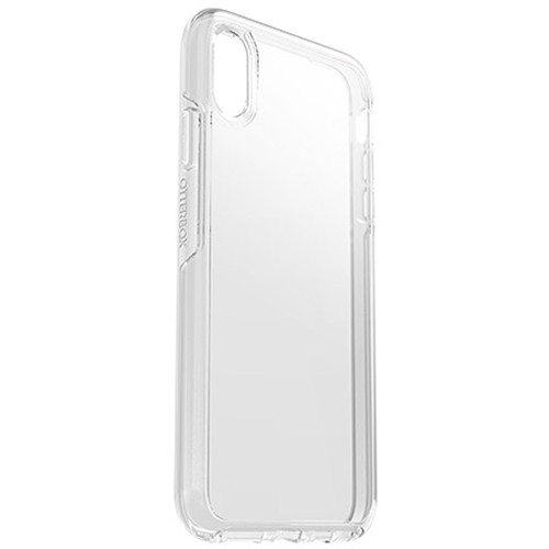 outlet store b086a b02c6 OtterBox Symmetry Series Clear Case for iPhone Xs Max (Clear)