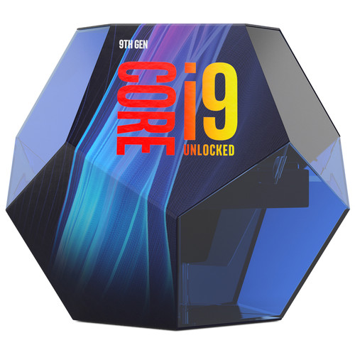 Procesador Intel Core i9-9900K 3.6 GHz de ocho núcleos LGA 1151