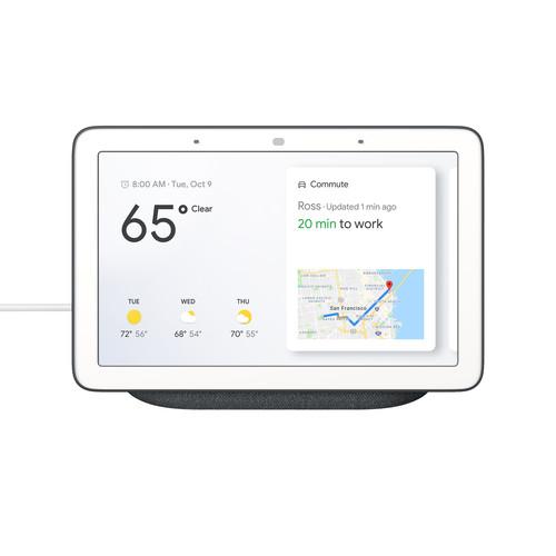 Google (GA00515-US) Home Hub (Charcoal)