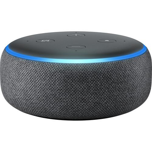 Amazon (B0792KTHKJ) Echo Dot (3rd Generation, Charcoal)
