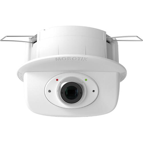 MOBOTIX (MX-P26B-AU-6D016) p26B MX-P26B-AU-6D016 6MP Network Camera with Day Sensor and Fisheye Lens