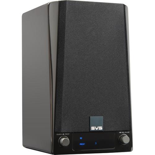 SVS (PRIME WIRELESS ACTIVE SPEAKER - PIANO GL) Prime Wireless Speaker (Piano Gloss Black, Single)