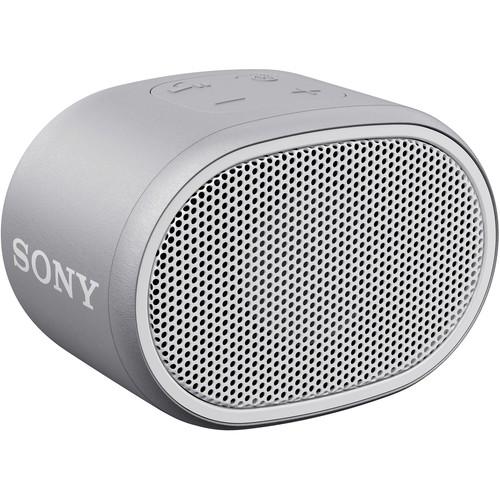 Sony (SRSXB01/W) SRS-XB01 EXTRA BASS Portable Bluetooth Speaker (White)