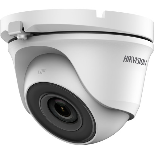 Hikvision (ECT-T12F6) TurboHD ECT-T12 2MP Outdoor HD-TVI Turret Camera with Night Vision & 6mm Lens