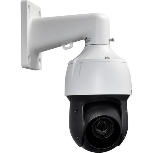Lorex (LZV2925B) LZV2925B 1080p Outdoor MPX PTZ Dome Camera with Color Night Vision