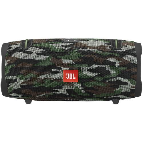 JBL (JBLXTREME2SQUADAM) Xtreme 2 Portable Bluetooth Speaker (Squad)