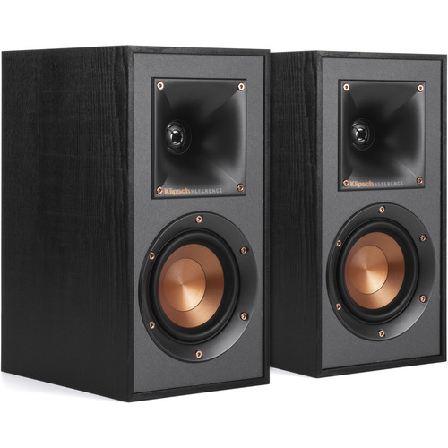 Klipsch (1065838) Reference Series R-41M 2-Way Bookshelf Speakers (Pair)