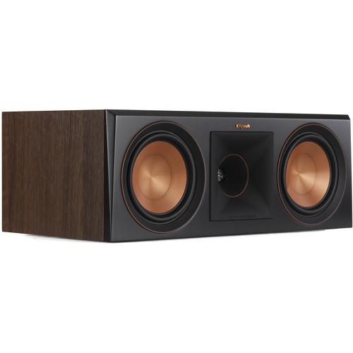 Klipsch (1065817) Reference Premiere RP-600C 2-Way Center-Channel Speaker (Single, Walnut)