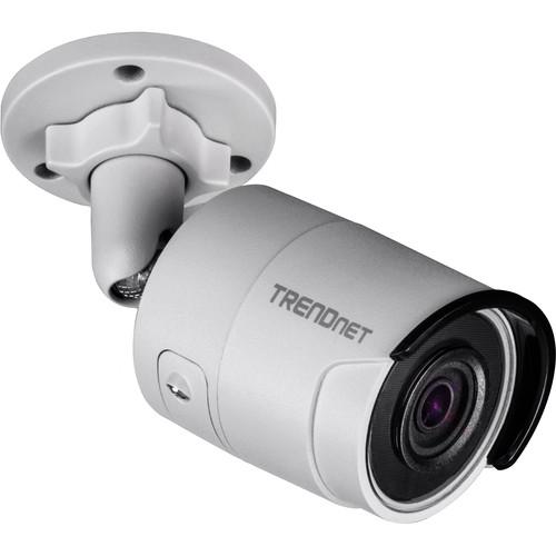 TRENDnet (TV-IP314PI) TV-IP314PI 4MP Outdoor Network Bullet Camera with Night Vision