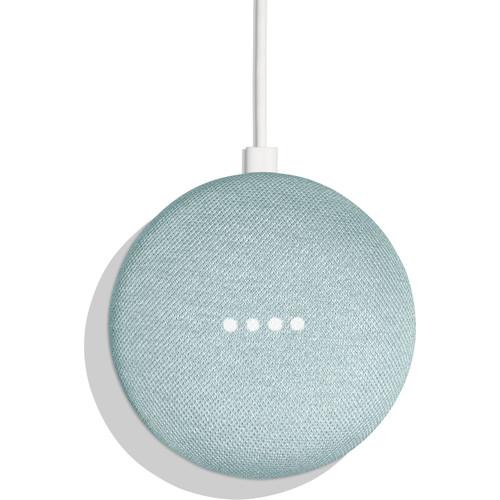 Google (GA00275-US) Home Mini (Aqua)