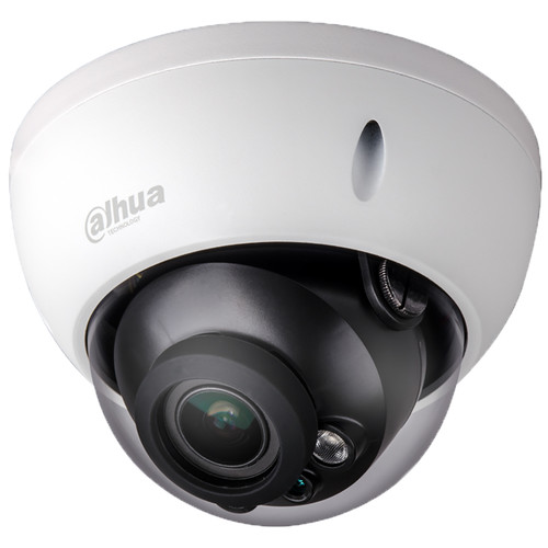 Dahua Technology (A52AM9Z) Pro Series A52AM9Z 5MP Outdoor HD-CVI Dome Camera with 2.7-13.5mm Lens & Night Vision