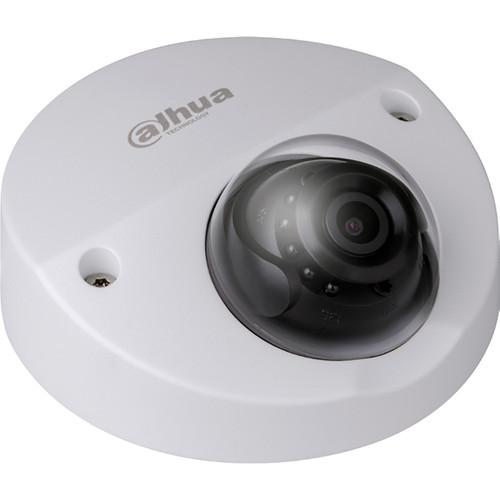 Dahua Technology (DH-HAC-HDBW2241FN-M 3.6MM) Mobile Series DH-HAC-HDBW2241FN-M 2MP Outdoor HD-CVI Wedge Dome Camera with 3.6mm Lens & Night Vision