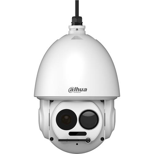 Dahua Technology (DH-TPC-SD8420N-B50Z30) Ultra Series DH-TPC-SD8420N-B50Z30 Hybrid Thermal & Optical PTZ Network Camera with 50mm Thermal Lens